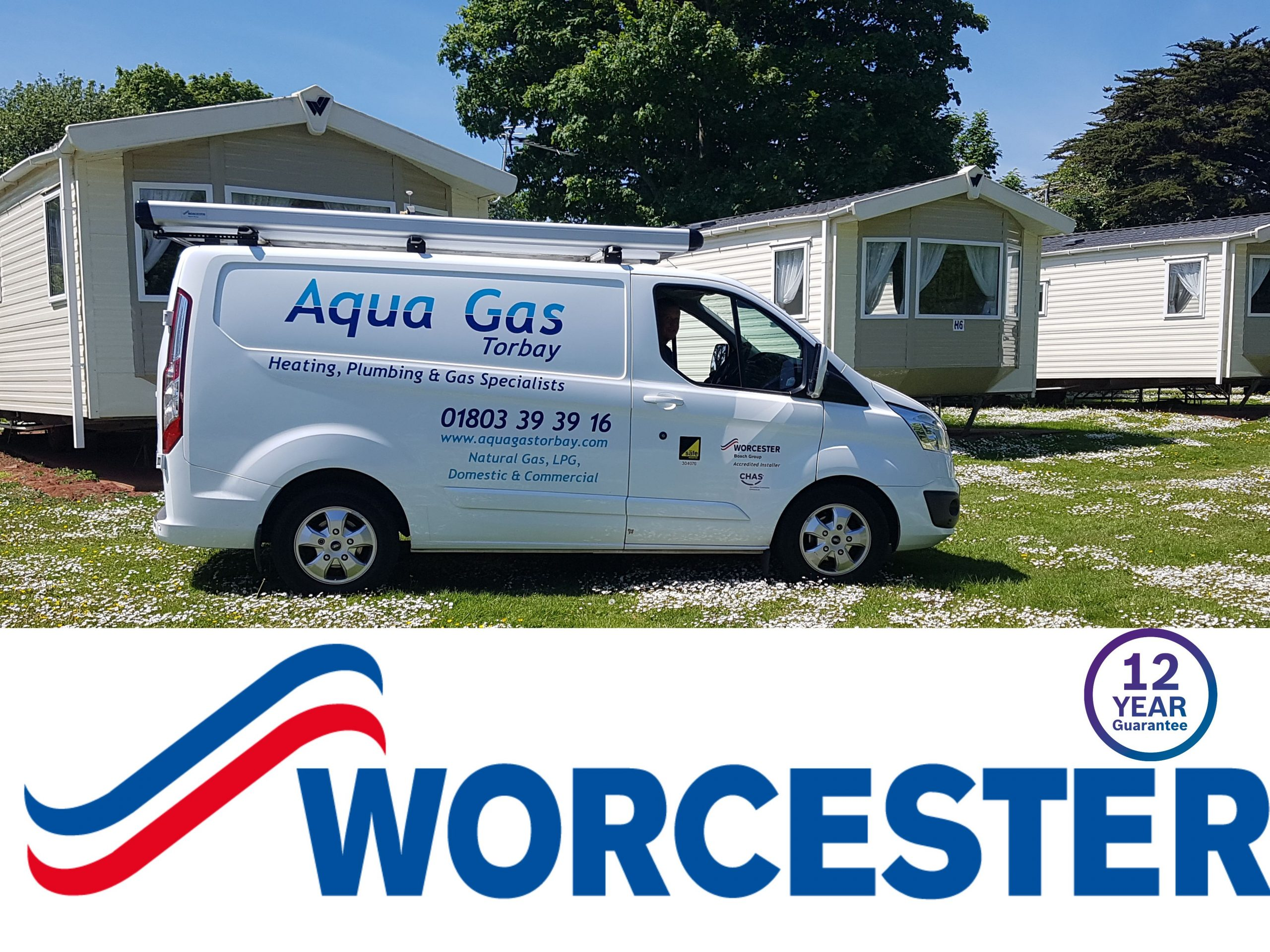 Worcester and Van with Guarantee Image
